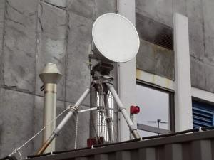 Richtfunk Breitband Livestream