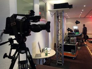 HD Broadcast Kamera