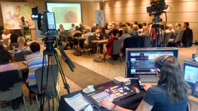 Konferenz Livestream