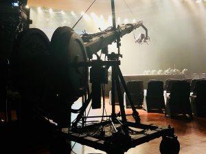 Live Show mit 9m Kamerakran