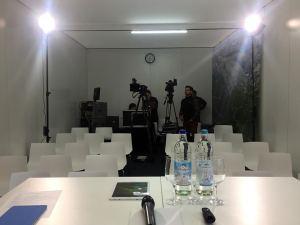Messe Pressekonferenz