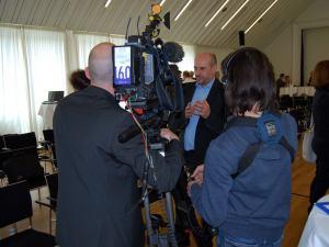 EB Team Interview München