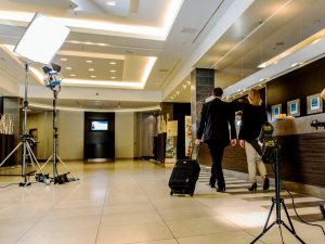 Hotelvideo Produktion