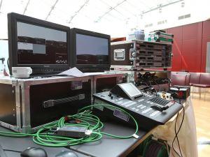 Kongress Kamera Mitschnitt Liveregie