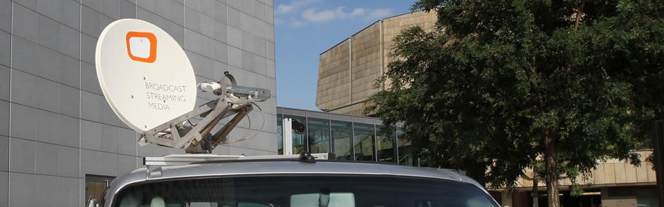BMK.TV SNG/ Ü-Wagen