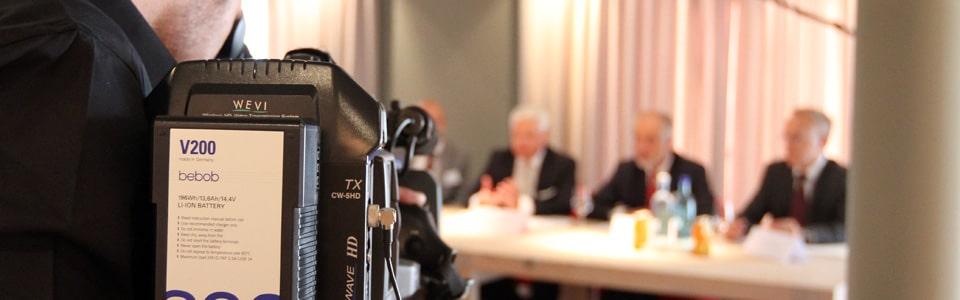 BMKTV Pressekonferenz Dresden