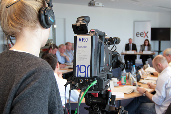 TV press conferences