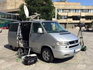 OB vans (IP-SNG)