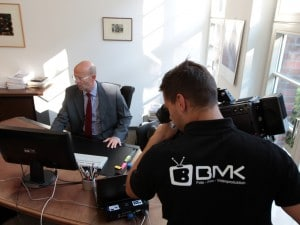 Successful corporate and image videos from BMK.TV company from Leipzig
