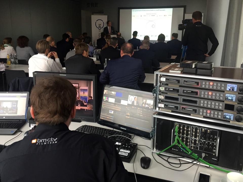 Live stream Event Munich