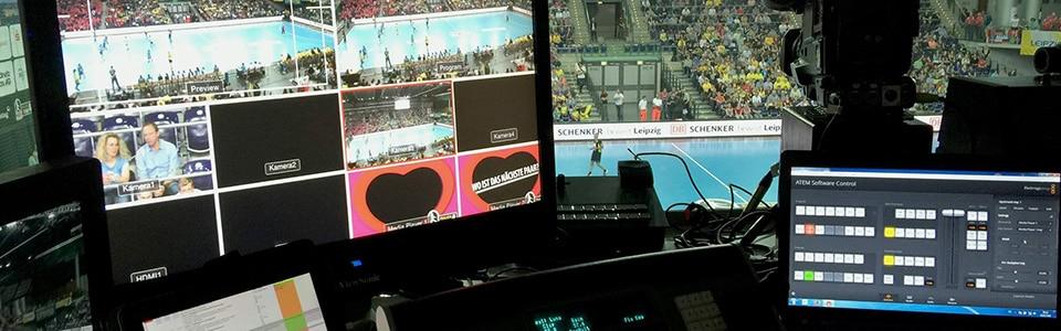 Sport Liveproduktion Livestream