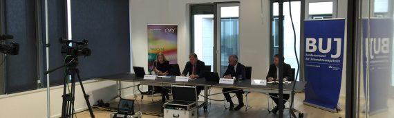 CMS Hasche Sigle Pressekonferenz live aus Frankfurt/M.