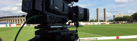 Liveproduktion und Livestreaming Polo Europameisterschaft 2016