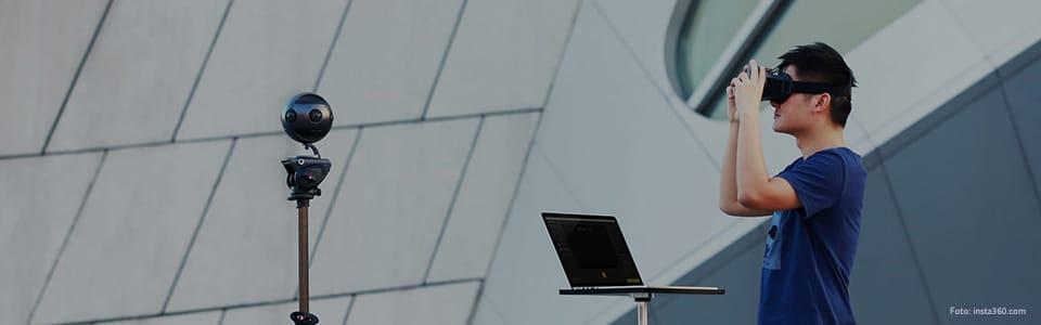 360 Grad Llivestream Insta360 Pro Berlin