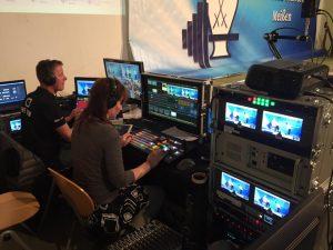 Liveregie mit SLOMO und Replay