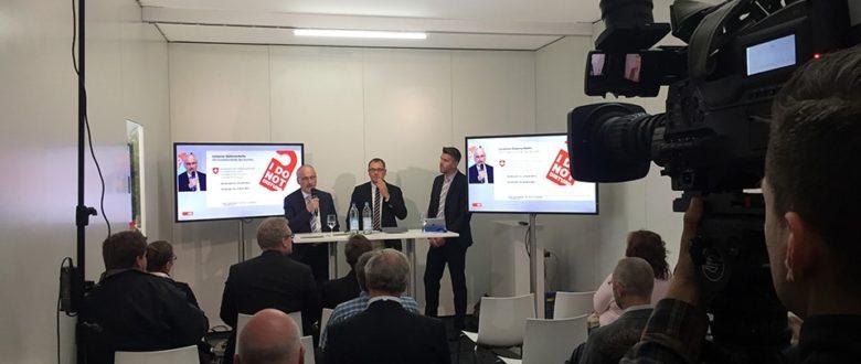 SBB Cargo AG - Messe Livestream aus München