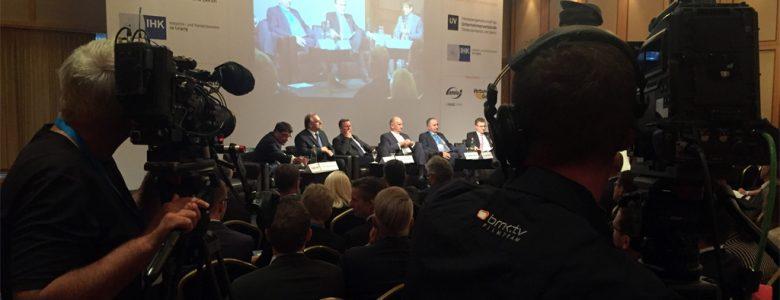 Live recording of the Energy Forum Leipzig » BMK Media