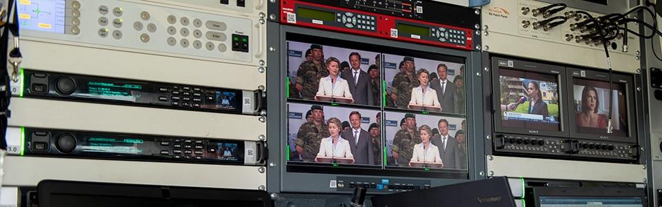 Multichannel Livestream EntryPoint