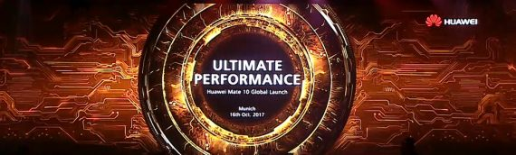 HUAWEI Mate10 Product Launch Live