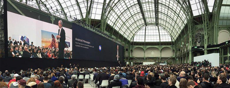HUAWEI P20 Launch Event live aus Paris