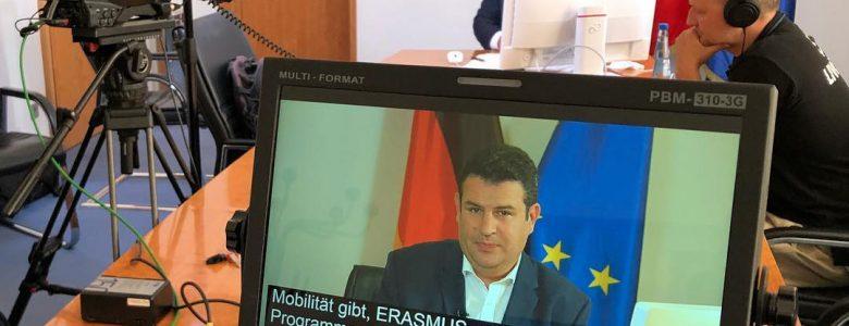 Facebook Livestream mit Live-Untertitel