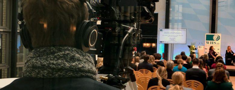 Live on tape: WIIS-Konferenz in Berlin