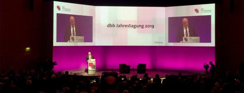 dbb Jahrestagung 2019