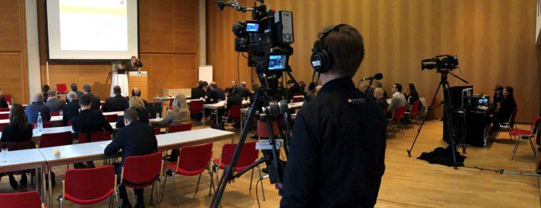 Live aus Berlin. Präsentation der Marktanalyse Energiedienstleistungen des BfEE