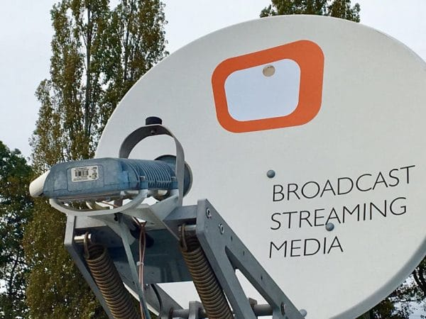 broadcast streaming media