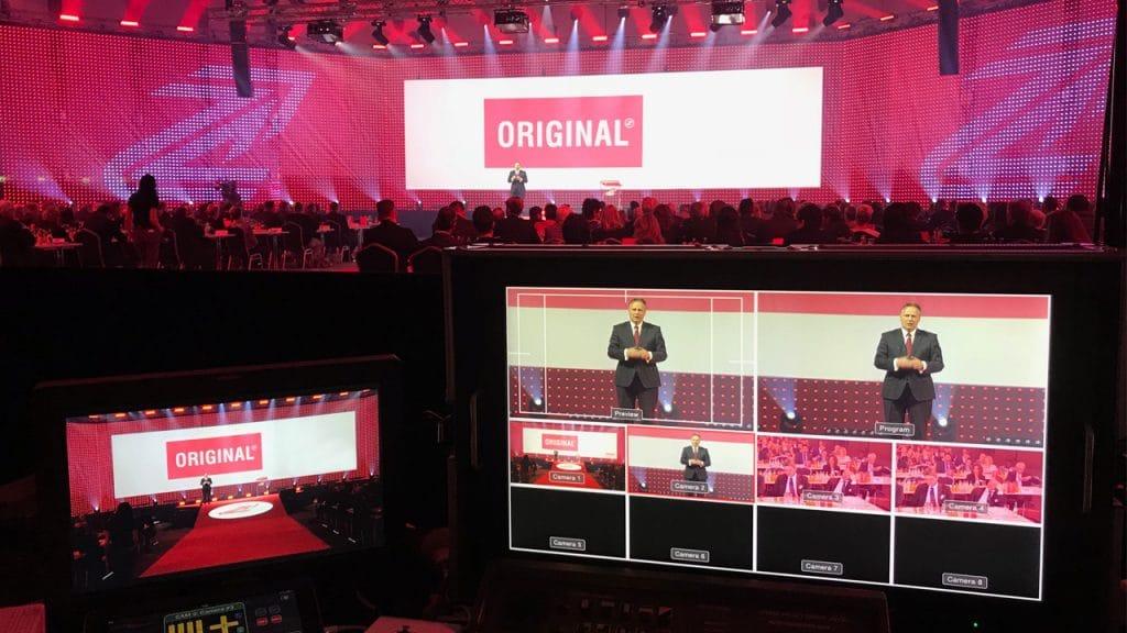 Konferenz HD Aufzeichnung