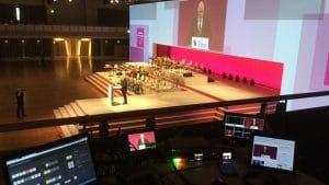 Konferenz Live Übertragung-berlin