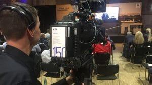 Konferenz Mitschnitt in HD