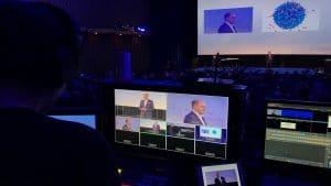 Kongress Livestream in Berlin