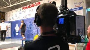 sport liveproduktion gewichtheben