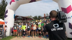 sport liveproduktion marathon