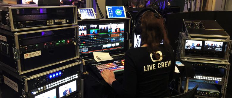 Barrierefreier Livestream per Satelliten-Uplink im BMJV