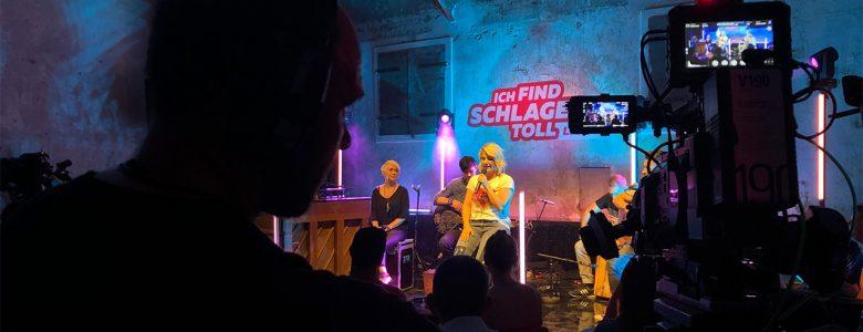 Live-on-Tape: Live Akustik Konzert für Universal Music