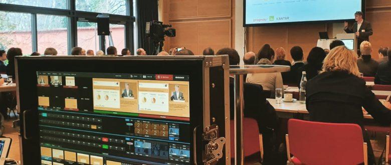 Professioneller Livestream für das Bundesamtes für Wirtschaft und Ausfuhrkontrolle