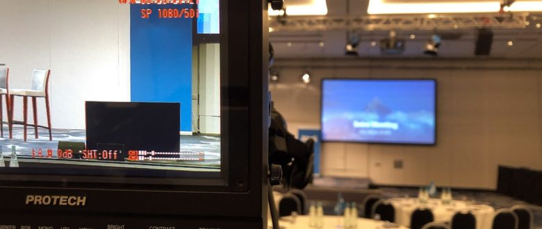 Virtuelles Sales-Meeting LIVE aus dem Sheraton Frankfurt Airport Hotel