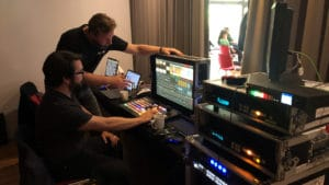 Regie Hybrid - Konferenz